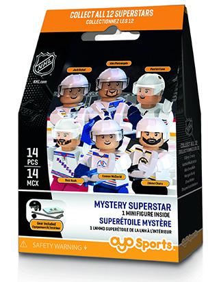SUPERSTAR OYO SPORTS NHL SUPERSTARS 1 NEW